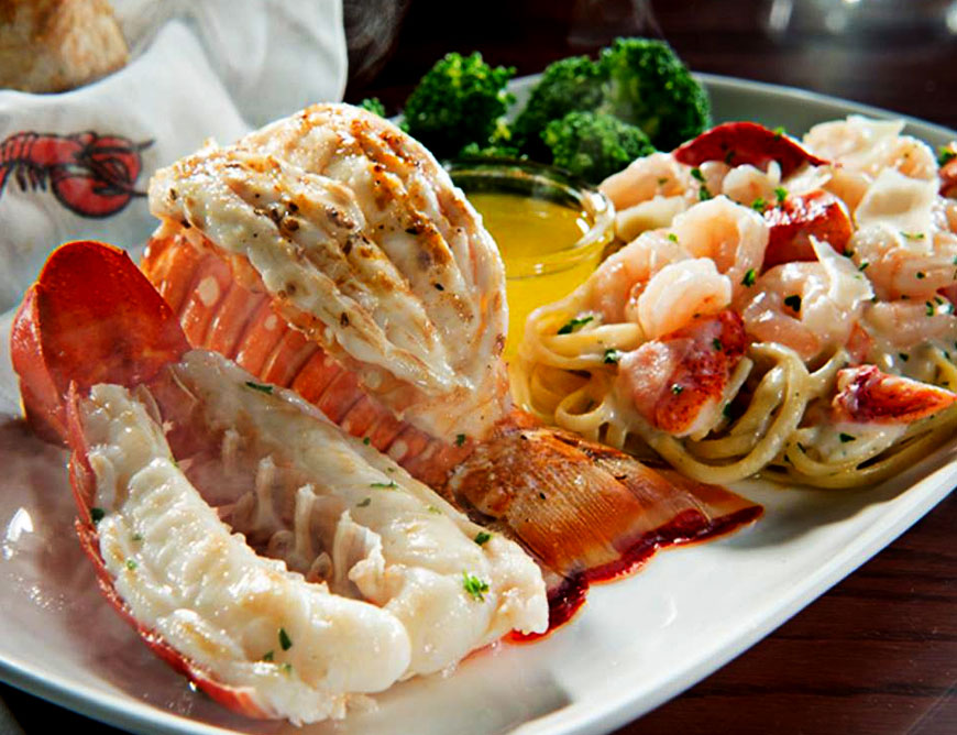 Red Lobster - Manors of the Valley